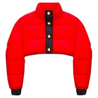Moschino Red Coat for Women
