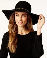 BCBGMAXAZRIA Nail Head Floppy Hat