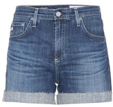 AG Jeans The Hailey denim shorts