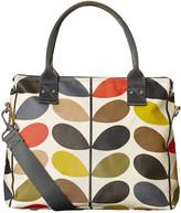 Orla Kiely Multi Stem Zip Messenger Bag