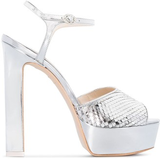 Sophia Webster Natalia 140mm platform sandals