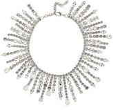 Giuseppe Zanotti Design Dripping Crystal Necklace