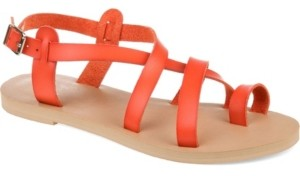Journee Collection Women's Lucca Sandals Women's Shoes