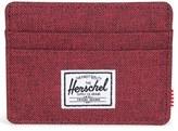 Herschel Men's 'Charlie' Card Holder - Burgundy