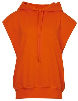 Courreges Sleeveless hoodie