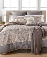 Jessica Sanders Onyx 10-Pc. California King Comforter Set