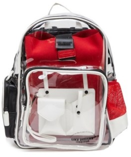 Like Dreams Clear Multi-Functional Backpack