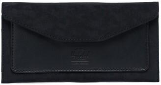 Herschel Large Orion RFID Canvas & Leather Wallet