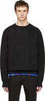 Sacai Black Sweats Pullover