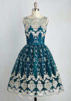 ModCloth Chi Chi London Reign or Shine Lace Dress in 14