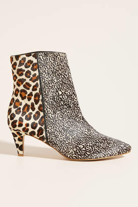 Matisse Moon Walk Kitten-Heeled Boots