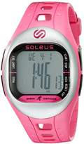 Soleus Unisex SF001-611 Tempo Digital Display Quartz Watch