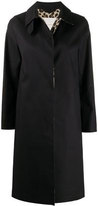 MACKINTOSH Mid-Length Single-Breasted Coat