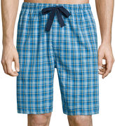 Izod Woven Pajama Shorts - Big & Tall
