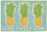 Liora Manné Frontporch Home Sweet Home Indoor/Outdoor Hand-Tufted Rug