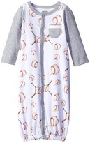 Mud Pie Baseball Convertible Gown Boy's Clothing