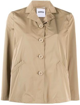 Aspesi Straight-Fit Shirt Jacket
