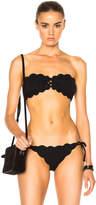 Marysia Swim Antibes Tie Bikini Top