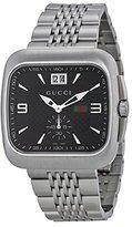 Gucci Men's Coupe YA131305 Stainless-Steel Swiss Quartz Watch