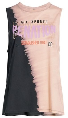 P.E Nation Elevation Tank Top