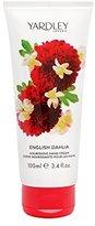 English Dahlia By Yardley of London 3.4 oz Nourishing Hand Cream