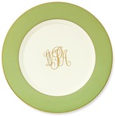 Williams-Sonoma Williams Sonoma Pickard Color Sheen Charger Plate, Green Gold