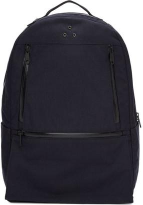 Comme des Garçons Homme Deux Navy Porter Classic Backpack