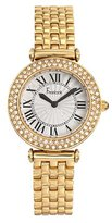 Freelook Women's HA1943GM-4 Classic Mini Analog Swarovski Bezel Watch