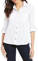 Westbound Button Front 2 Pocket Shirt
