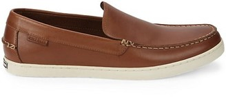 Cole Haan Nuntucket Leather Loafers