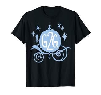 Disney Wreck It Ralph Cinderella Comfy Princess G2G Carriage T-Shirt