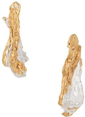 LOVENESS LEE Kodiak drop earrings