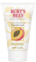 Burt's Bees Peach & Willowbark Pore Scrub
