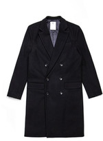 Double B Coat_navy