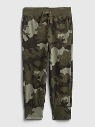 Gap Toddler Organic Cotton Mix and Match Camo Pull-On Pants
