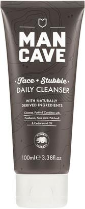 Mancave ManCave Face + Stubble Daily Cleanser