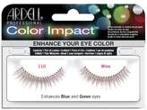Ardell Color Impact 110 Wine Lashes, 1-Count