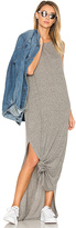 The Great The Knotted Tee Dress in Gray. - size 2 / M (also in )