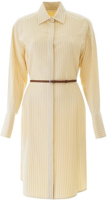 The Row Belted Dress