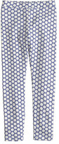 J.Crew Girls' everyday leggings in spotted