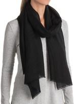 La Fiorentina Wool Wrap (For Women)