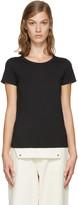 Visvim Black Ultimate T-shirt