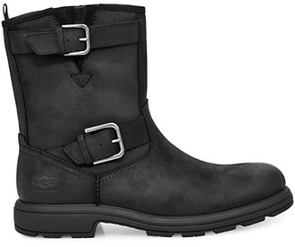 UGG Biltmore Leather Moto Tall Boots