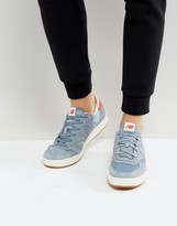 New Balance Crt300 Court Trainers In Grey Crt300rg