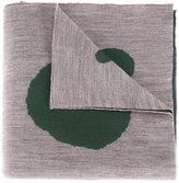 Kolor dot print scarf
