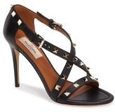 Valentino Women's Rockstud Strappy Sandal