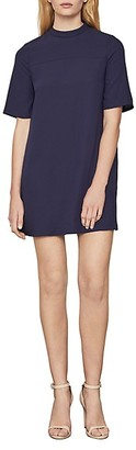 BCBGMAXAZRIA Crepe Shift Dress