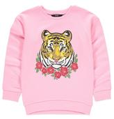 George Sequinned Tiger Sweatshirt