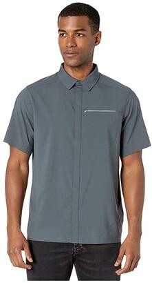 Arc'teryx Skyline Short Sleeve Shirt (Cinder) Men's Clothing