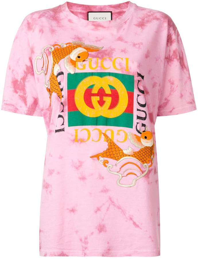 956e2c16 Gucci T-shirt Women - ShopStyle